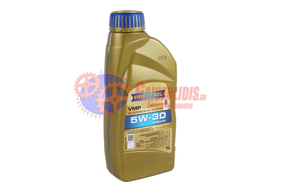 Λάδι VMP SAE 5W-30 1L RAVENOL OIL0069