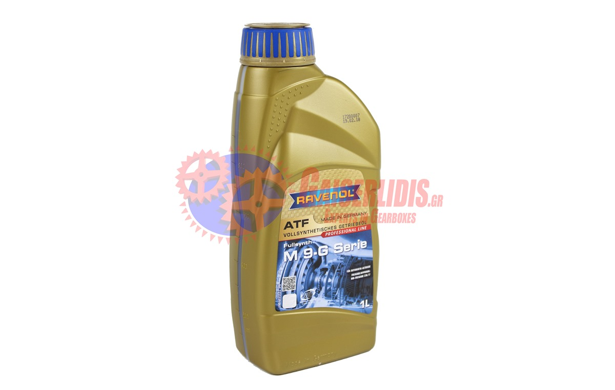 Βαλβολίνη ATF M 9-G Serie 1L RAVENOL OIL0118