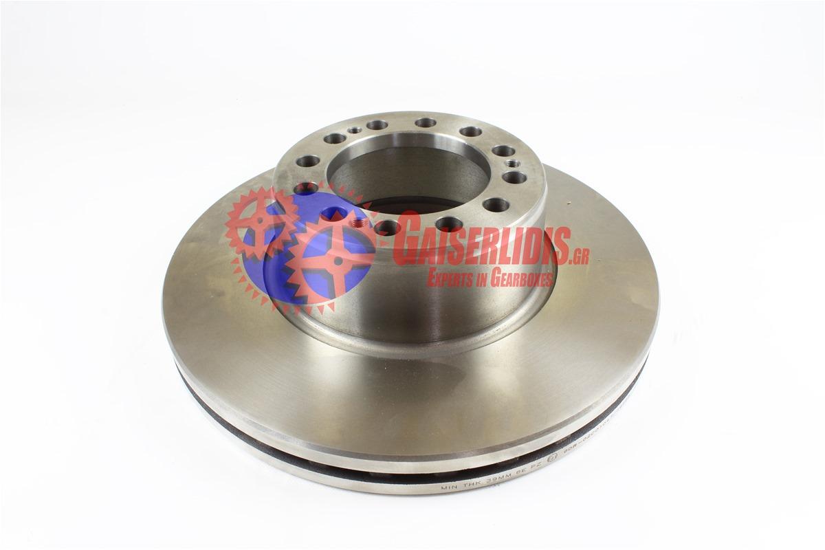 Δίσκος SAF 4079000502 4079000502