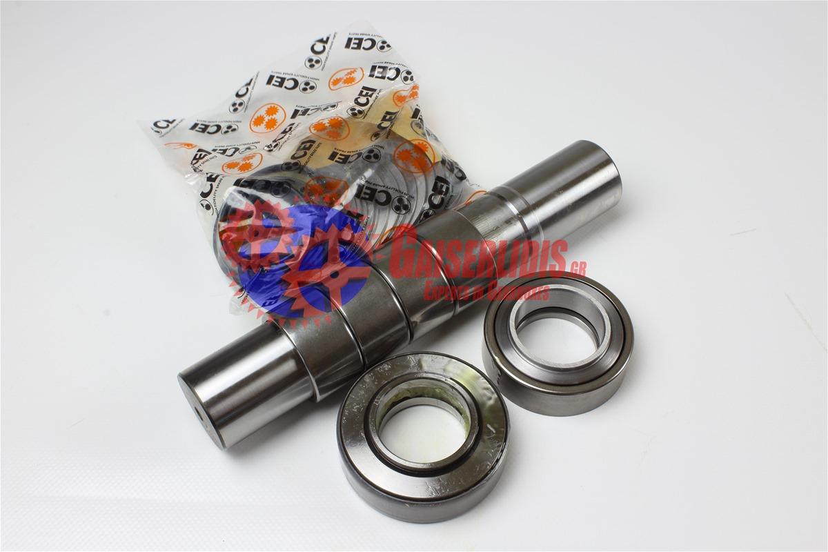 Πυροδαχτύλιδα Atego L=226mm D=38/38mm 230075 J0003