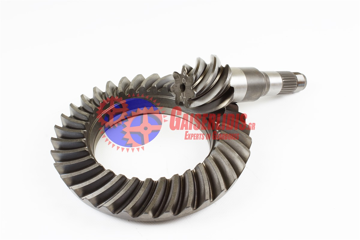 Crown & Pinion 7x34 R=4,86 102km/h 9033530012 9033530010