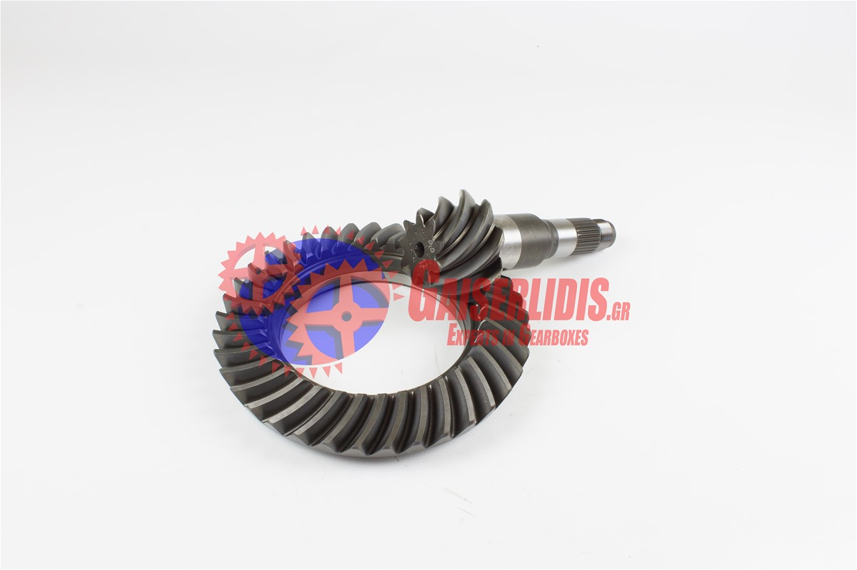 Crown & Pinion 8x35 R=4,37 113km/h 9043500039 6023501539