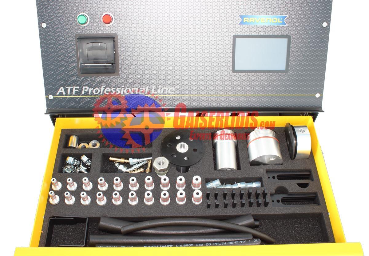 ATF Professional Machine RAVENOL OIL0183