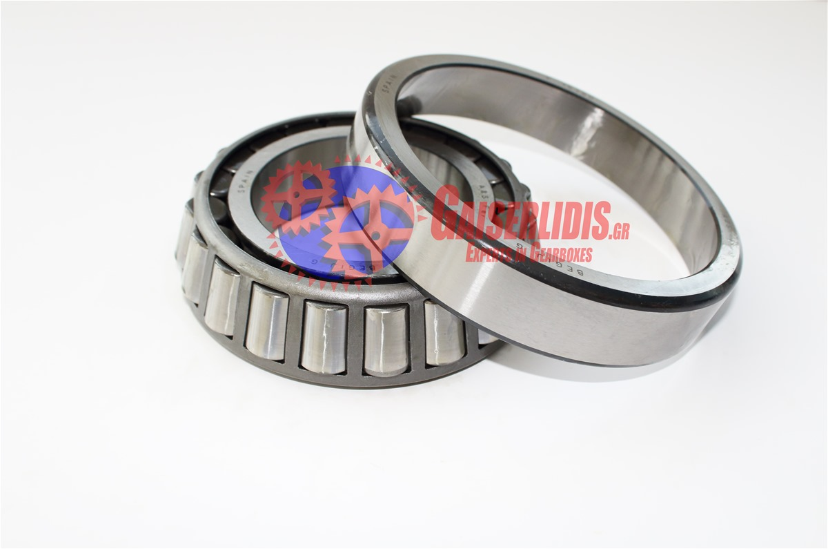 Tapered Roller Bearing 0159818005 0109815605