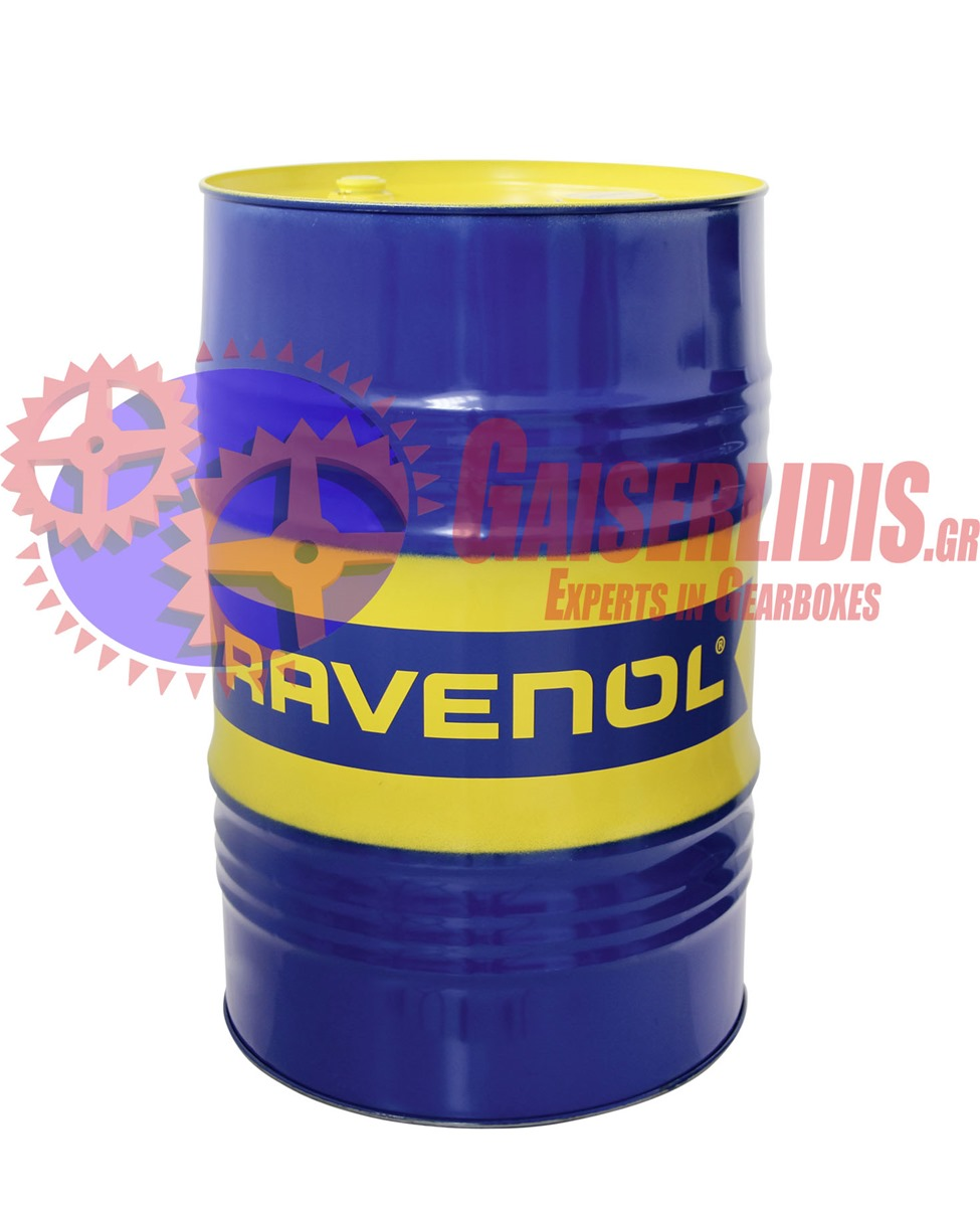 Λάδι TURBO PLUS SHPD SAE 15W-40 208L RAVENOL OIL0020